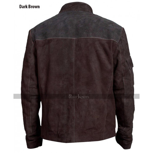 Solo A STAR WARS STORY HAN SOLO Brown JACKET