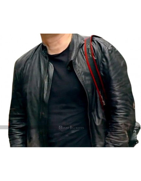Alita Battle Angel Robert Rodriguez Jacket