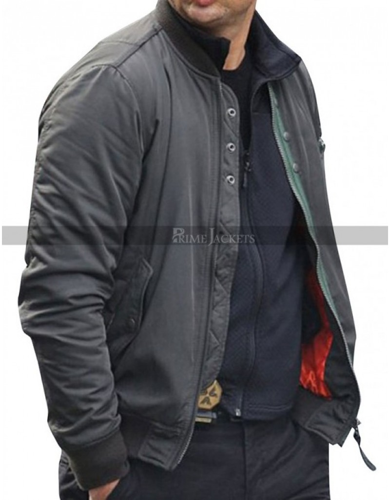 Almost Human John Kennex Jacket
