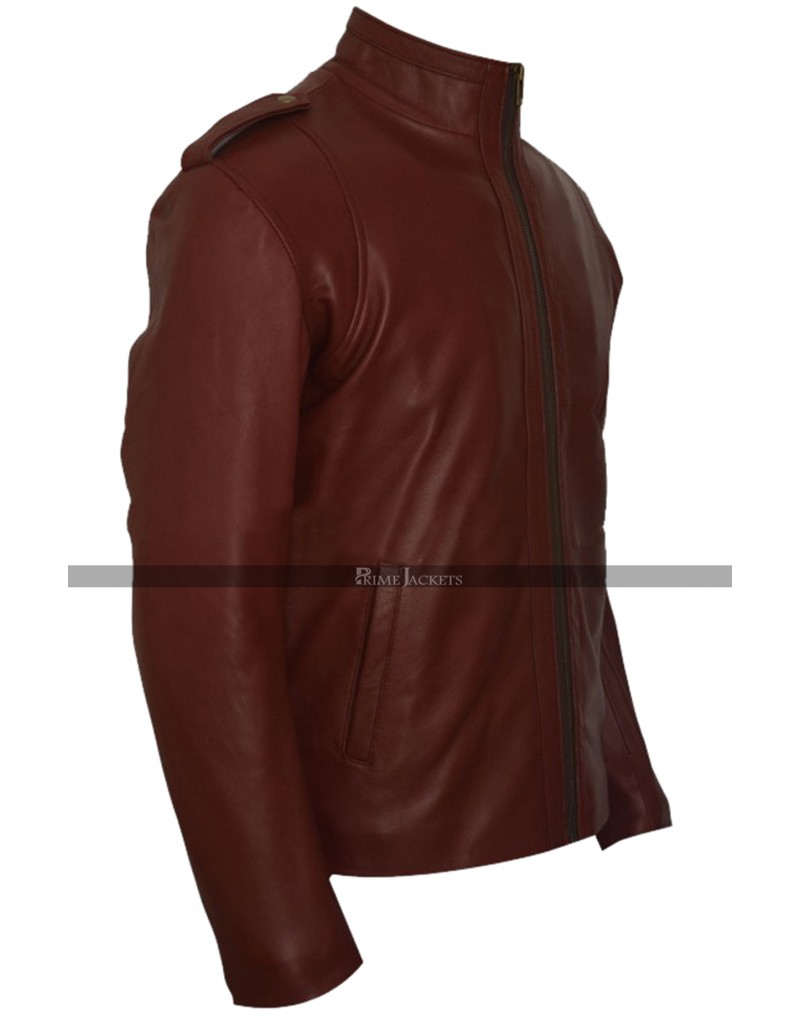 Ash vs Evil Dead Bruce Campbell (Ash Williams) Brown Leather Jacket