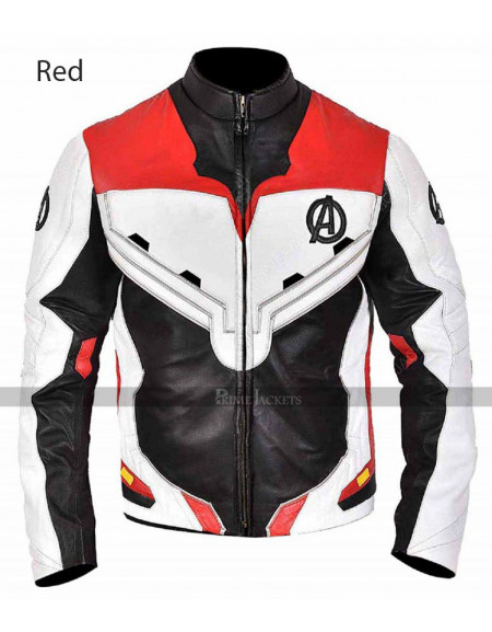 Captain America Quantum Jacket from Avengers Endgame