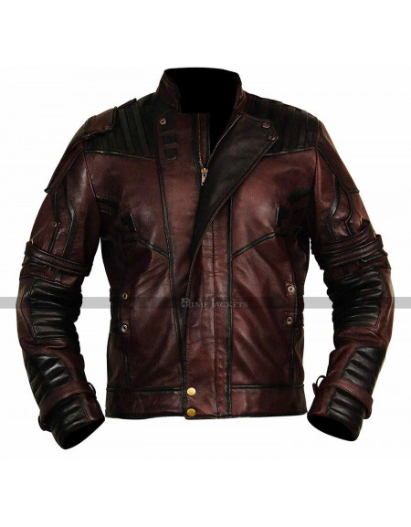 Chris Pratt Avengers Infinity War Star Lord Jacket