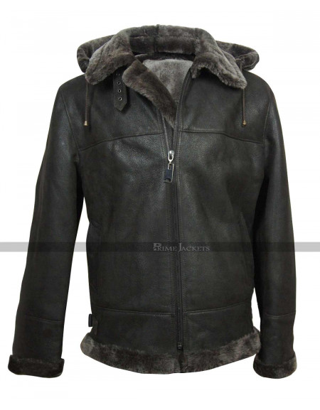 Aviator B3 World War2 Shearling Sheepskin Flying Jacket