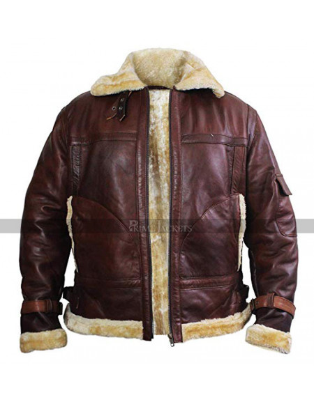 Men's Sheepskin Flight and Bomber Jackets