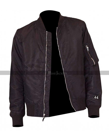 Barack Obama Black Jacket