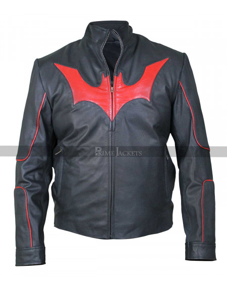 Batman Beyond Terry McGinnis (Will Friedle) Athletic Jacket