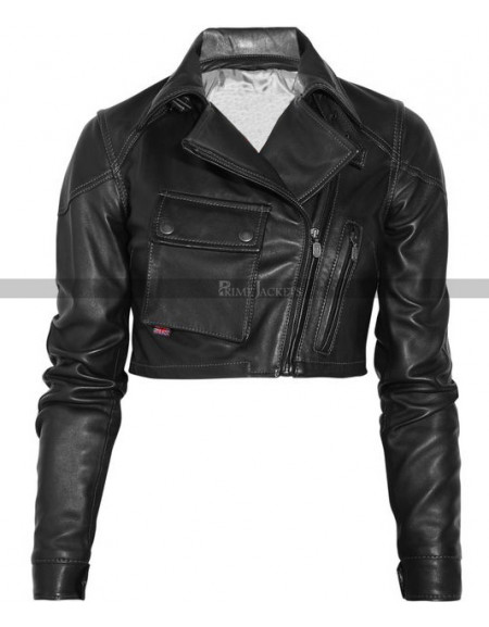 Blouson Lady Short Body Jacket