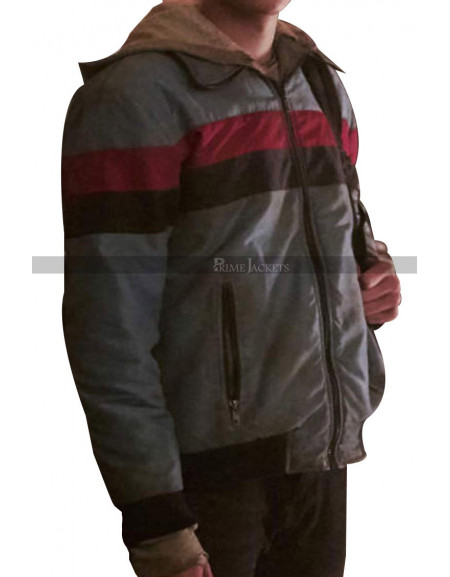 Deadly Class Marcus Lopez Jacket with Hoodie