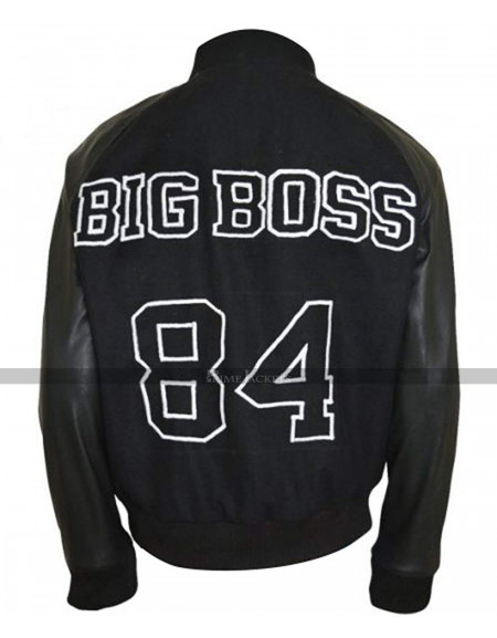 Metal Gear Solid Diamond Dogs Big Boss Varsity Jacket
