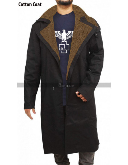 Blade Runner 2049 Ryan Gosling (Officer K) Cotton Coat