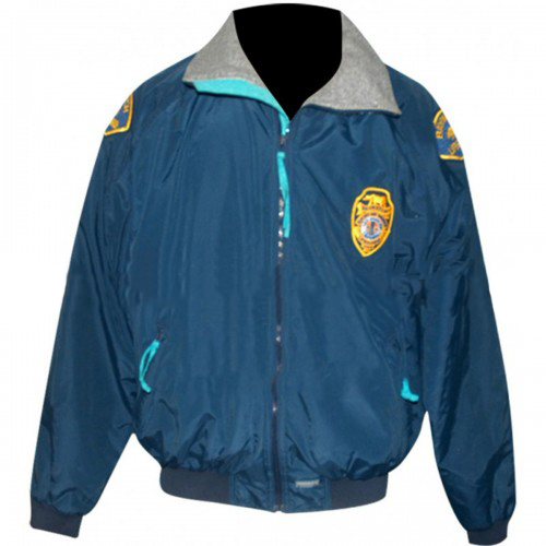 Baywatch Red And Blue Bomber Jacket Halloween Outfit