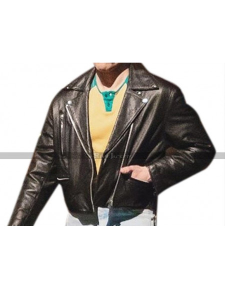 Song Bohemian Rhapsody Rami Malek Leather Jacket