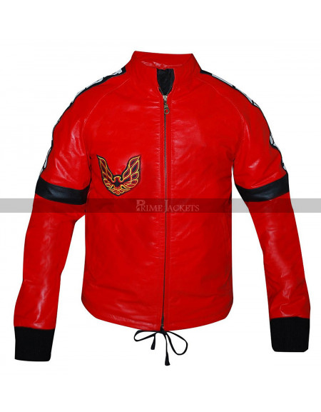Smokey and the Bandit Jacket | Burt Reynolds Red Jacket