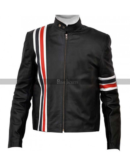 Captain America / Steve Rogers Easy Rider Genuine Leather Jacket