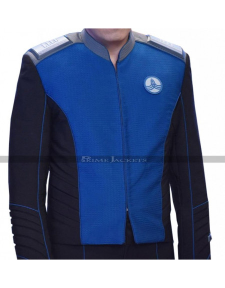Seth MacFarlane The Orville Ed Mercer Jacket