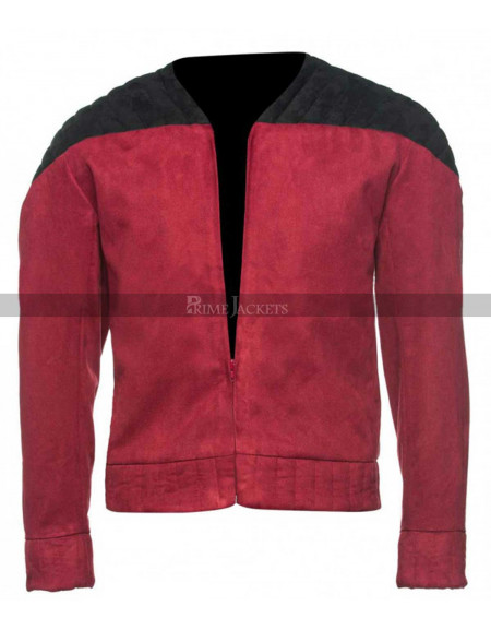Star Trek Captain Picard (Patrick Stewart) Next Generation  Jacket