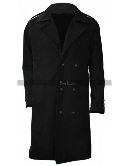 Avengers In­fin­ity Wars Chad­wick Bose­man Black Pan­ther Coat