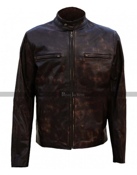 Sergeant Hank Voight Chicago P.D Jacket
