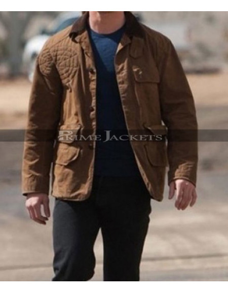 Chris Hemsworth Thor Brown Cotton Jacket