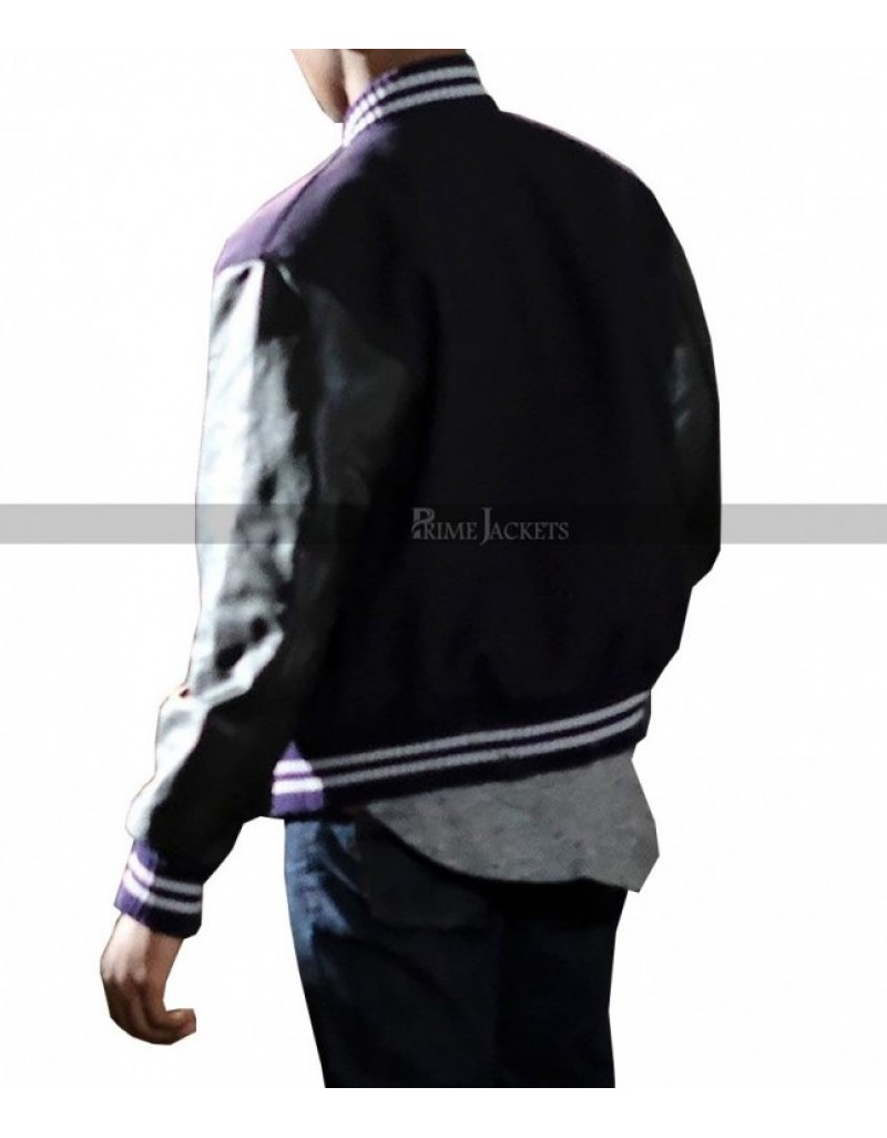 Tyrone Johnson Cloak And Dagger Aubrey Joseph Bomber Jacket