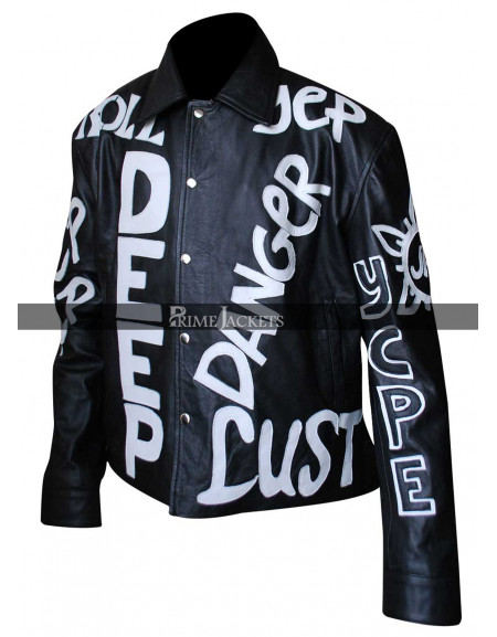 Vanilla Ice Cool As Ice (Johnny) Black  Jacket