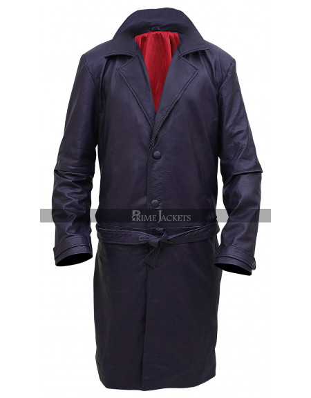 Joker Cosplay Batman Arkham Origins Costume Coat