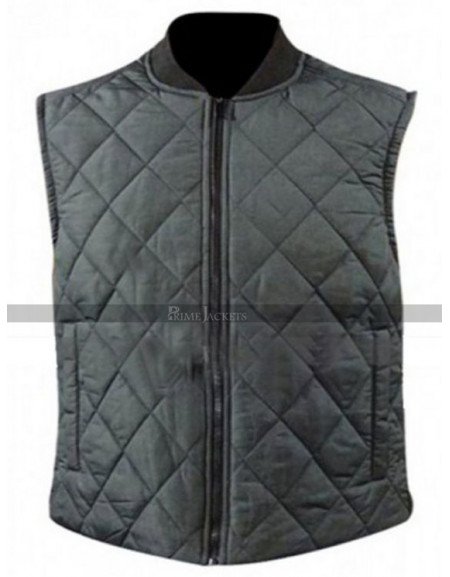 Adonis Johnson Creed Quilted Vest