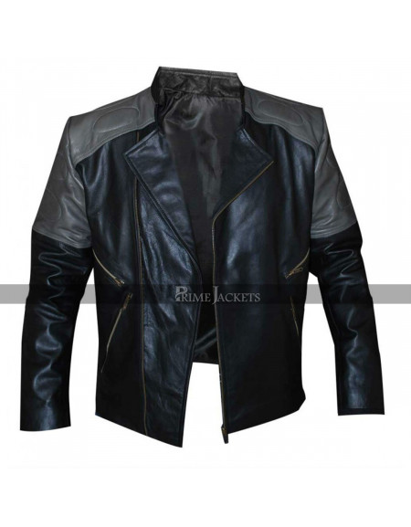 Dade Murphy (Jonny Lee Miller) Hackers Movie Biker Leather Jacket