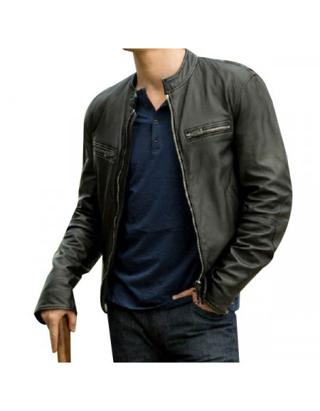 Damon Salvatore Vampire Diaries jacket