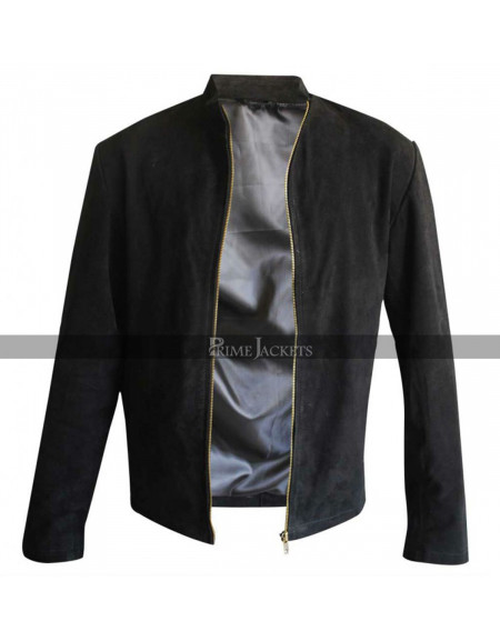 Spectre 007 Daniel Craig James Bond Black Jacket