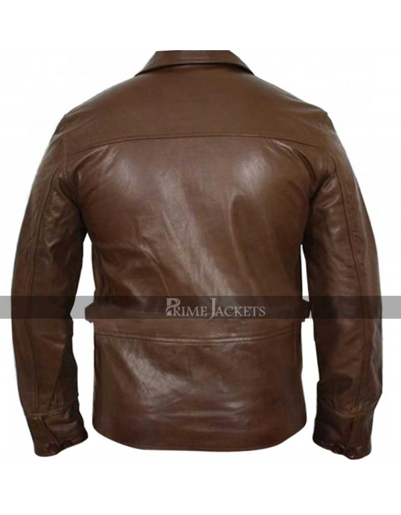 Starsky and Hutch Ben Stiller (David Starsky) Leather Jacket
