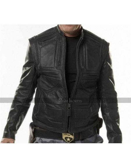 General Hawk G.I Joe The Rise of Cobra Leather Jacket