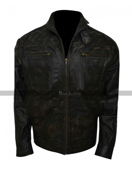 Alex Lannen Dominion Black Jacket