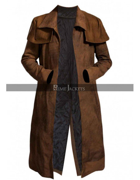 Vegas Veteran Ranger Fallout New Leather Coat Costume