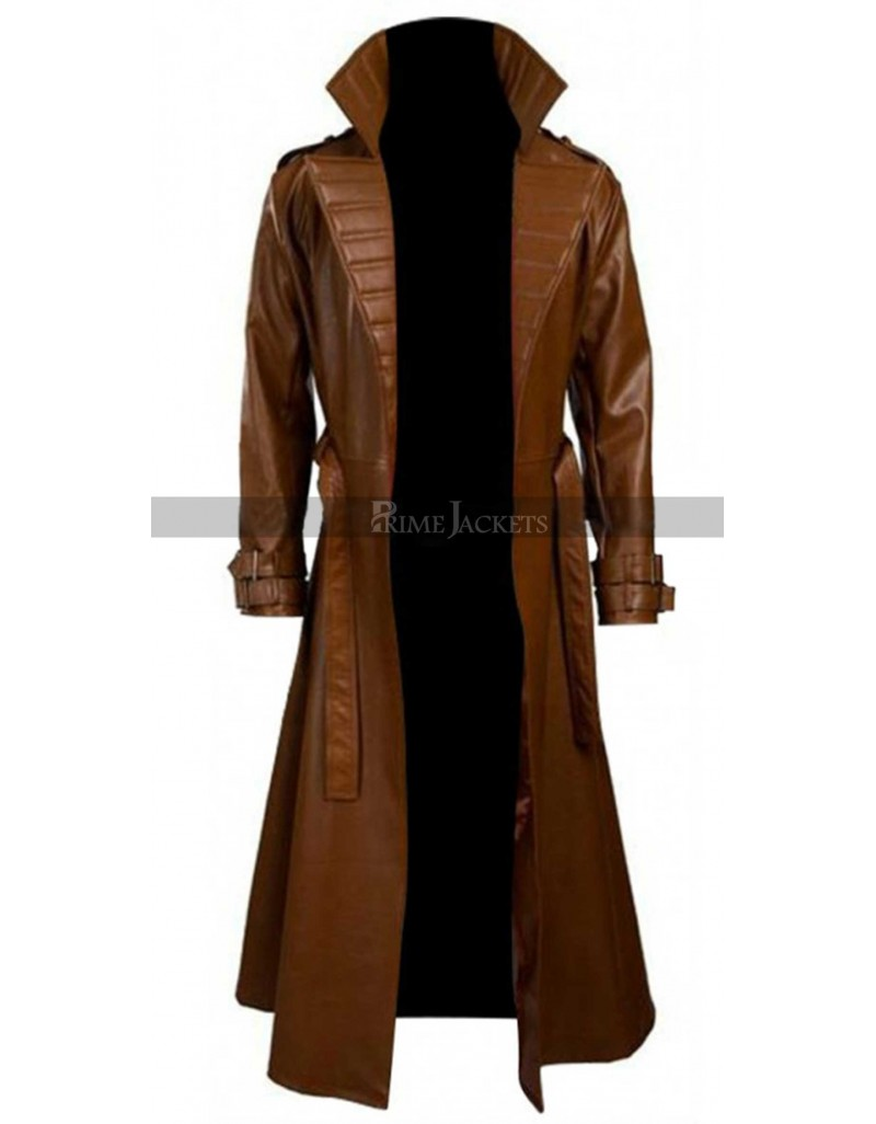 Remy Lebeau Gambit Channing Tatum Costume Trench Brown