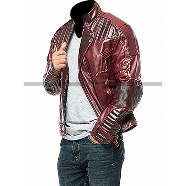 Peter Quill Guardians of the Galaxy 2 Jacket