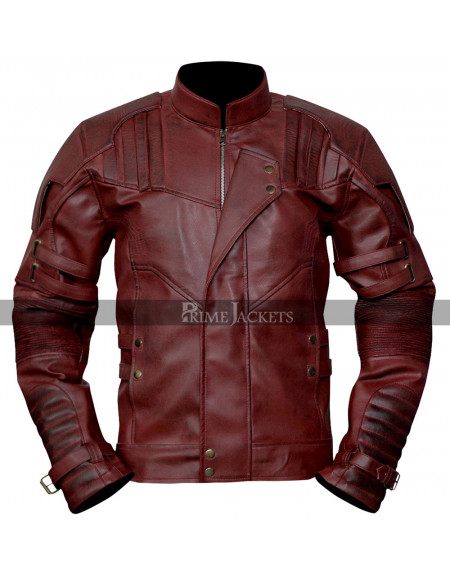 Guardians of the Galaxy Vol 2 Chris Pratt Jacket