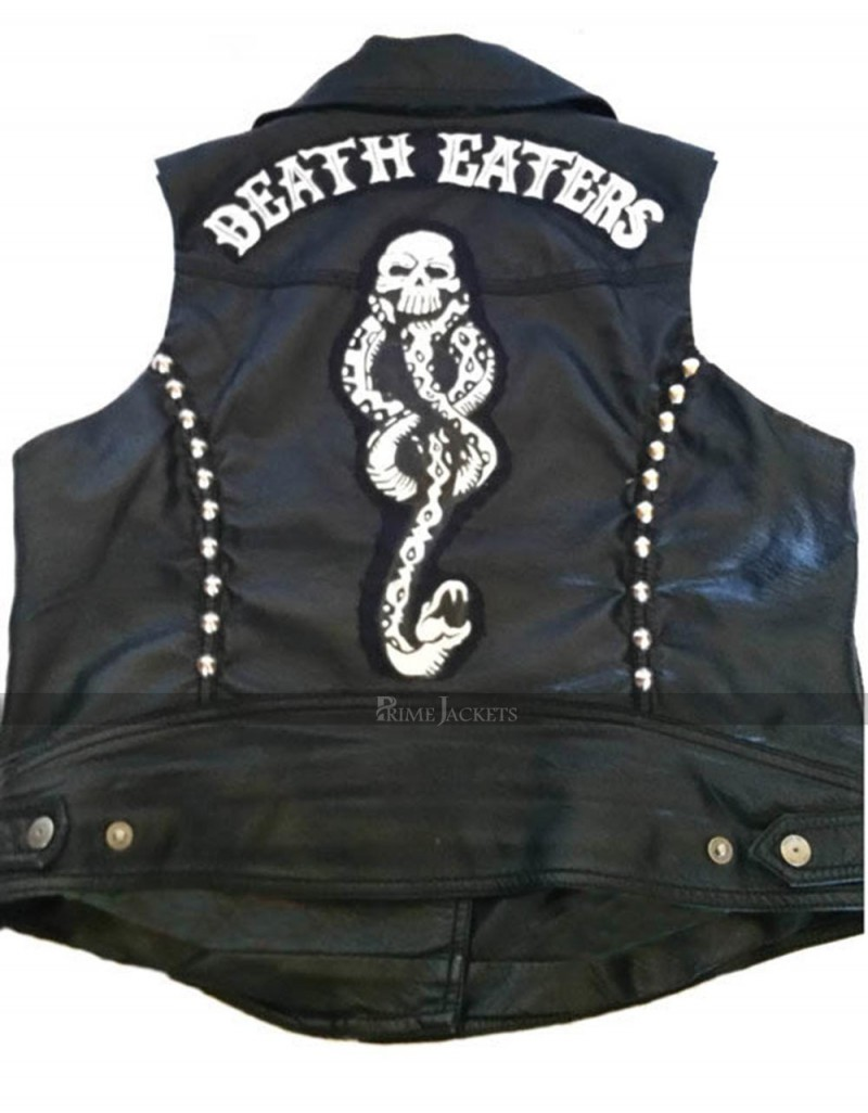 Death Eaters of Azkaban Harry Potter Motorcycle Vest