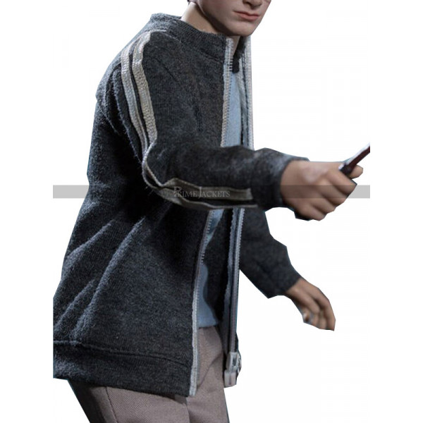 Harry Potter and the Deathly Hallows Part 2 Stripes Jacket