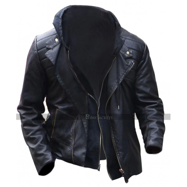 Jack Hyde Fifty Shades Darker Leather Jacket