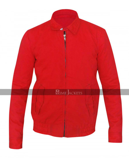 Rebel Without a Cause James Dean Jim Stark Red Jacket