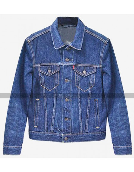 John Bender Breakfast Club Denim Jacket