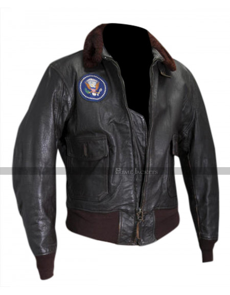 JFK Air Force One John F Kennedy Bomber Jacket