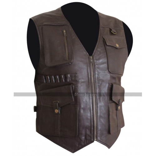Chris Pratt Jurassic World 2 Fallen Kingdom Owen Grady Vest