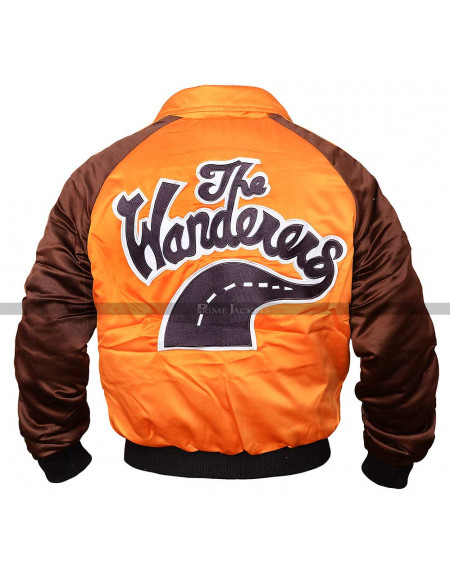 Ken Wahl Film The Wanderers Richie Varsity Jacket