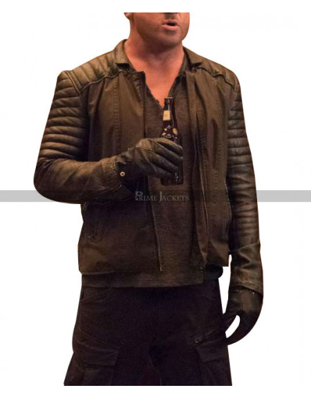 Legends Of Tomorrow Heat Wave Jacket