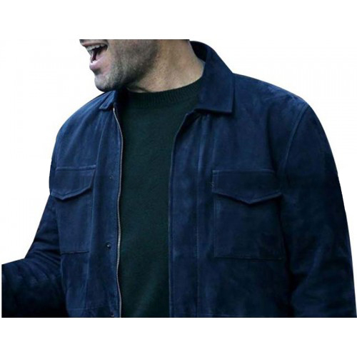 Living With Yourself Paul Rudd Blue Jacket