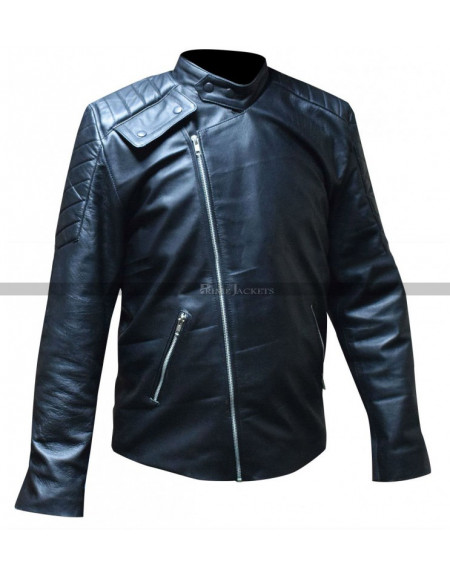 Pike Buffy the Vampire Slayer Motorcycle Jacket