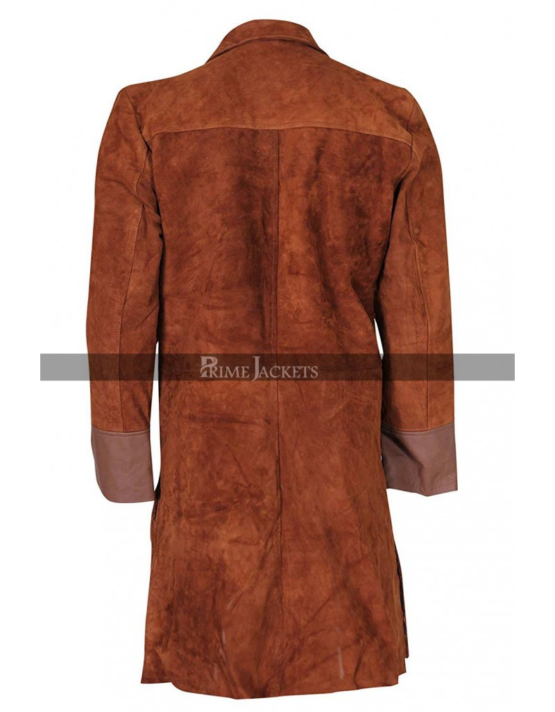 Firefly Malcolm Reynolds Brown Coat