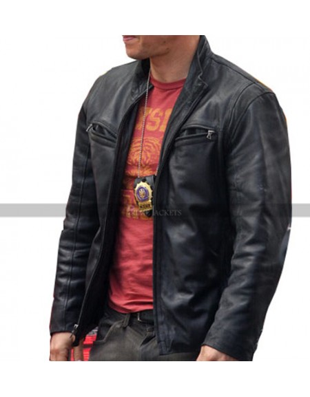 Detective Terry Hoitz Other Guys Jacket